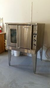 commercial oven