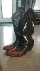 Womens Cowboy Boots Size 6
