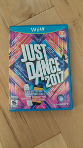 Just Dance 2017 for Wii U