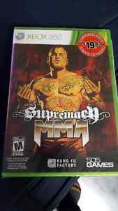 Xbox 360 new MMA game $5