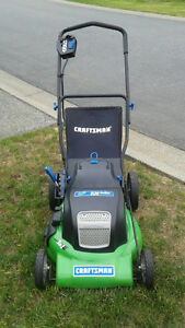 Craftsmen Rechargeable Electric Mower