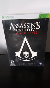 Collector black flag - Assassin's creed  scellé