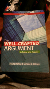 The Well-Crafted Argument