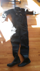 Membrane Drysuit for sale. Very good condition $150 OBO
