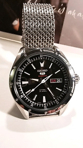 Seiko 5 automatic most classic watch