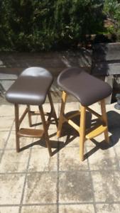 Bar stools /breakfast bench stools