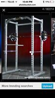 Looking for squat cage/rack