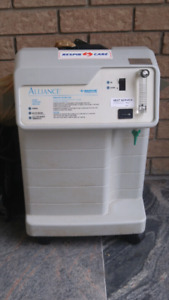 Alliance Oxygen Concentrator