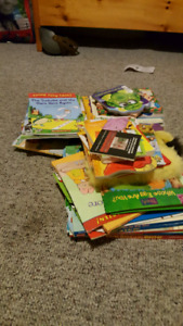 Lots of kids books