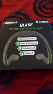 Bluetooth earphones and Bluetooth Shower speaker