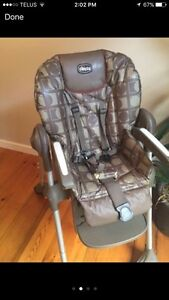 Chicco High Chair Peterborough Peterborough Area image 3