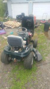 Mtd yardworks lawn tractor