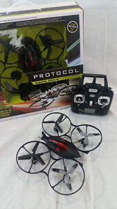 PROTOCOL MANTA PRO-6 4.5 Channel Radio Control Quad Copter