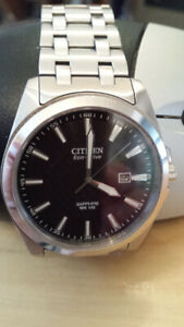 "Montre "" CITIZEN "" watch Eco-Drive Model BM7100-E59 *****"