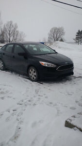 2015 Ford Focus Berline