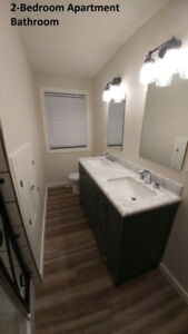 VERMILION, AB: 2-Bedroom Furnished Apartment in a HOUSE