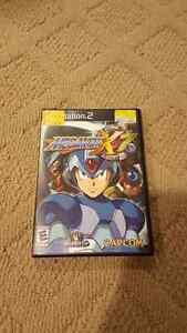 Mega Man X7 PS2