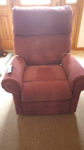 Power Lifting Recliner