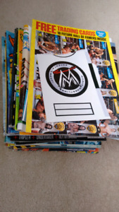 Collection of 30 WWE Magazines