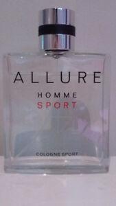 Chanel Perfume Parfum ALLURE for men pour hommes