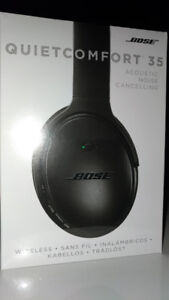Bose QuietComfort QC35 Over-Ear Acoustic Noise Cancelling Wirele