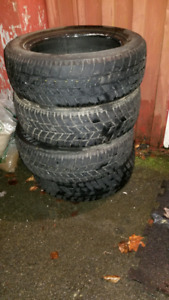 185/60-15 Kingstar Winter Tires