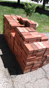 I have about 400 luxurious brick