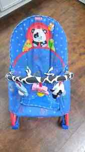 Fischer Price Bat-At Infant Rocket