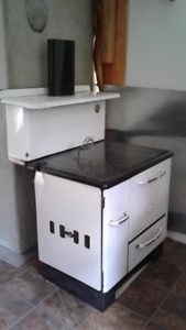 Spencer Wood Fired Cook Stove