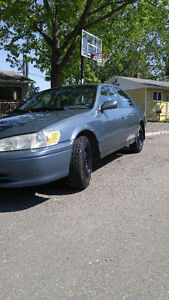 2000 Toyota Camry CE Sedan. For Sale or Trade