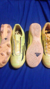 Adidas Cleats And Turf/Indoor Soccer Shoes