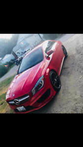 2014 Mercedes CLA250 4 MATIC
