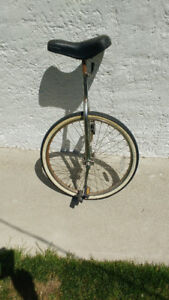 "24"" Unicycle"
