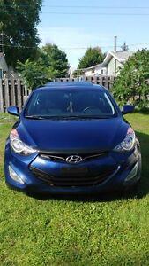 2013 Hyundai Elantra Coupé (2 portes) Lac-Saint-Jean Saguenay-Lac-Saint-Jean image 3