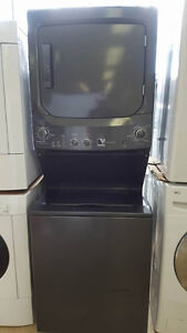 ECONOPLUS NEW STACKABLE VIKING  WASHER DRYER SET 1099 $tx inc◆◆◆