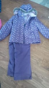 Girls 7/8 Fall/Winter Clothes including Osh Kosh Snow suit Cambridge Kitchener Area image 5