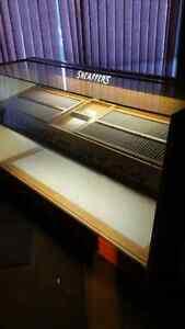 Vintage Shaffer  pen display cabinet
