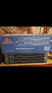 31 band equalizer 2 channel
