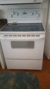 SOLD PENDING PICKUP  WHITE STOVE