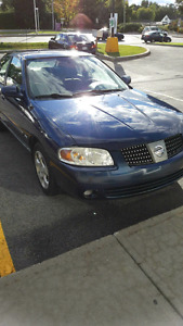 2005 Nissan Sentra Special Edition LOW KM NEGO