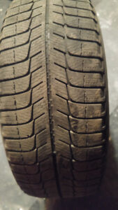 Pneus MICHELIN X ICE 185 55 R15 (Fiat 500)