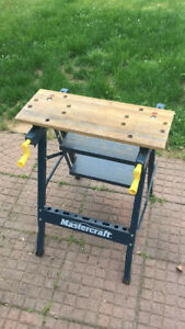 Mastercraft Workmate Bench