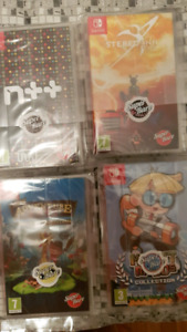 Nintendo switch super rare games