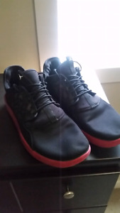 Jordan Eclipse Black/Red/Reflective