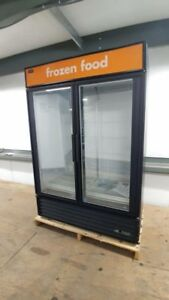 Refurbished Coolers & Freezers GDM 49 & 49F Two Doors Glass