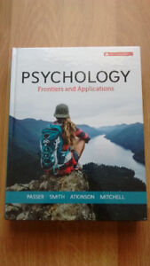 Psychology: Frontiers and Applications (6th cEd) by Passer