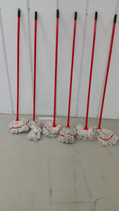 String mop with metal handle ( 20 pieces )