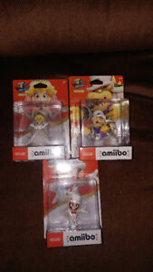 More Amiibos in packages from $10, Check list for prices