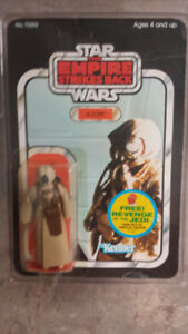 Star Wars action figures for sale