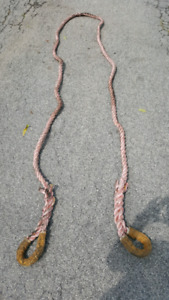 How line/lifting strap